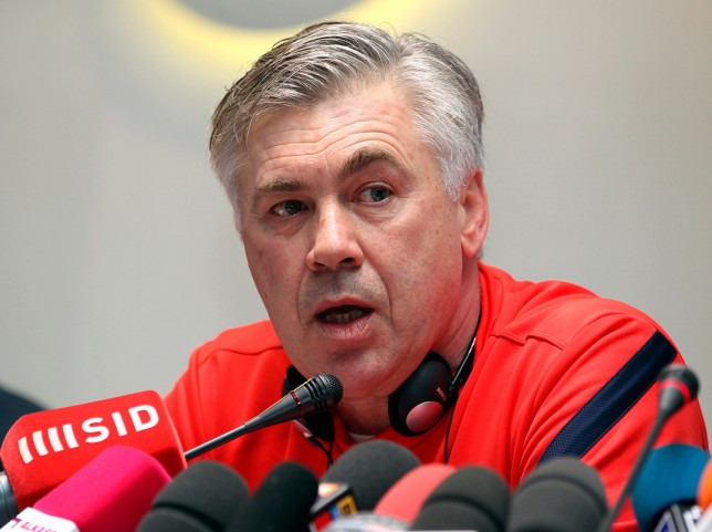 ancelotti-talks